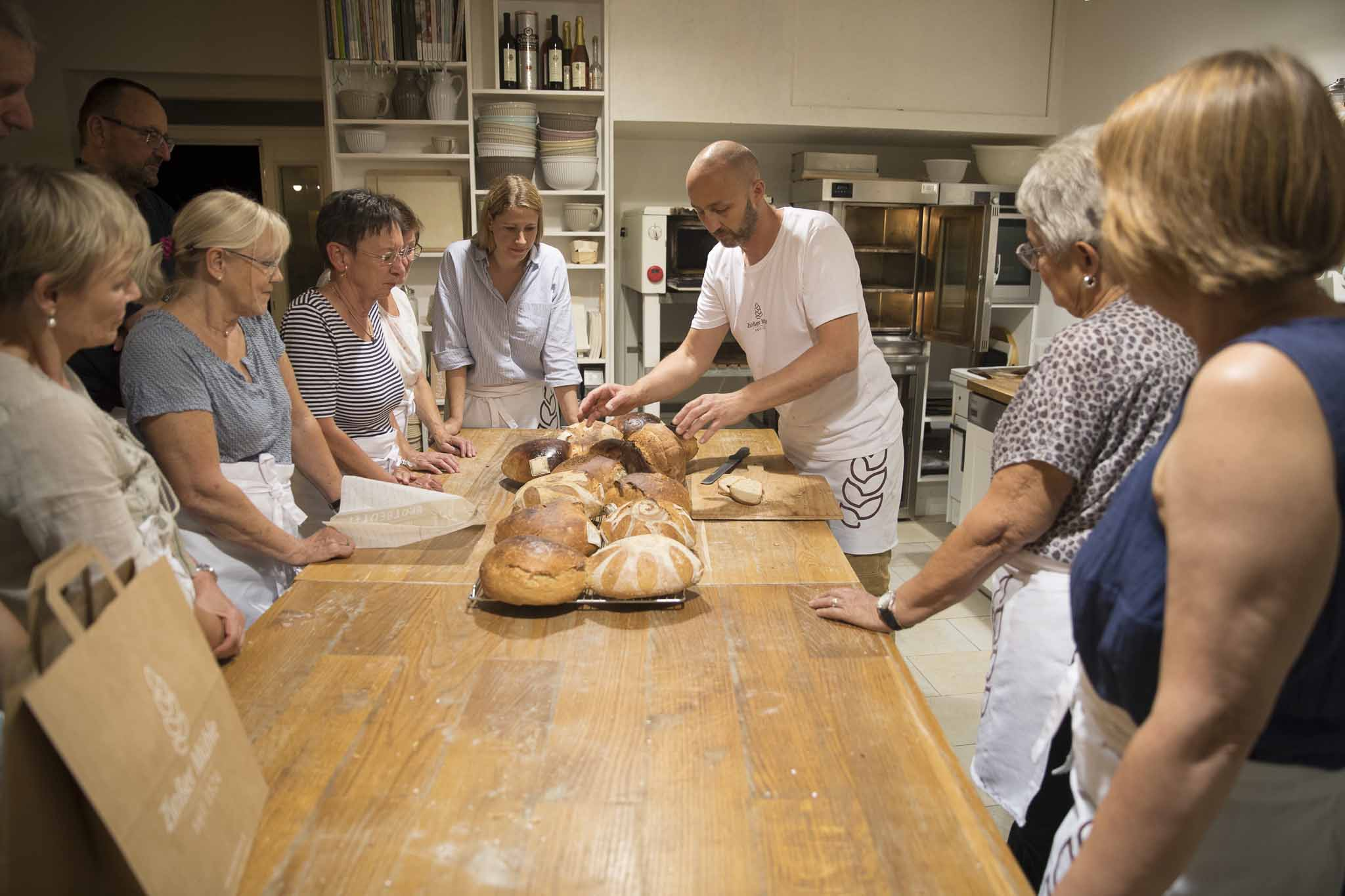 Teamevent-Brot backen Bild7