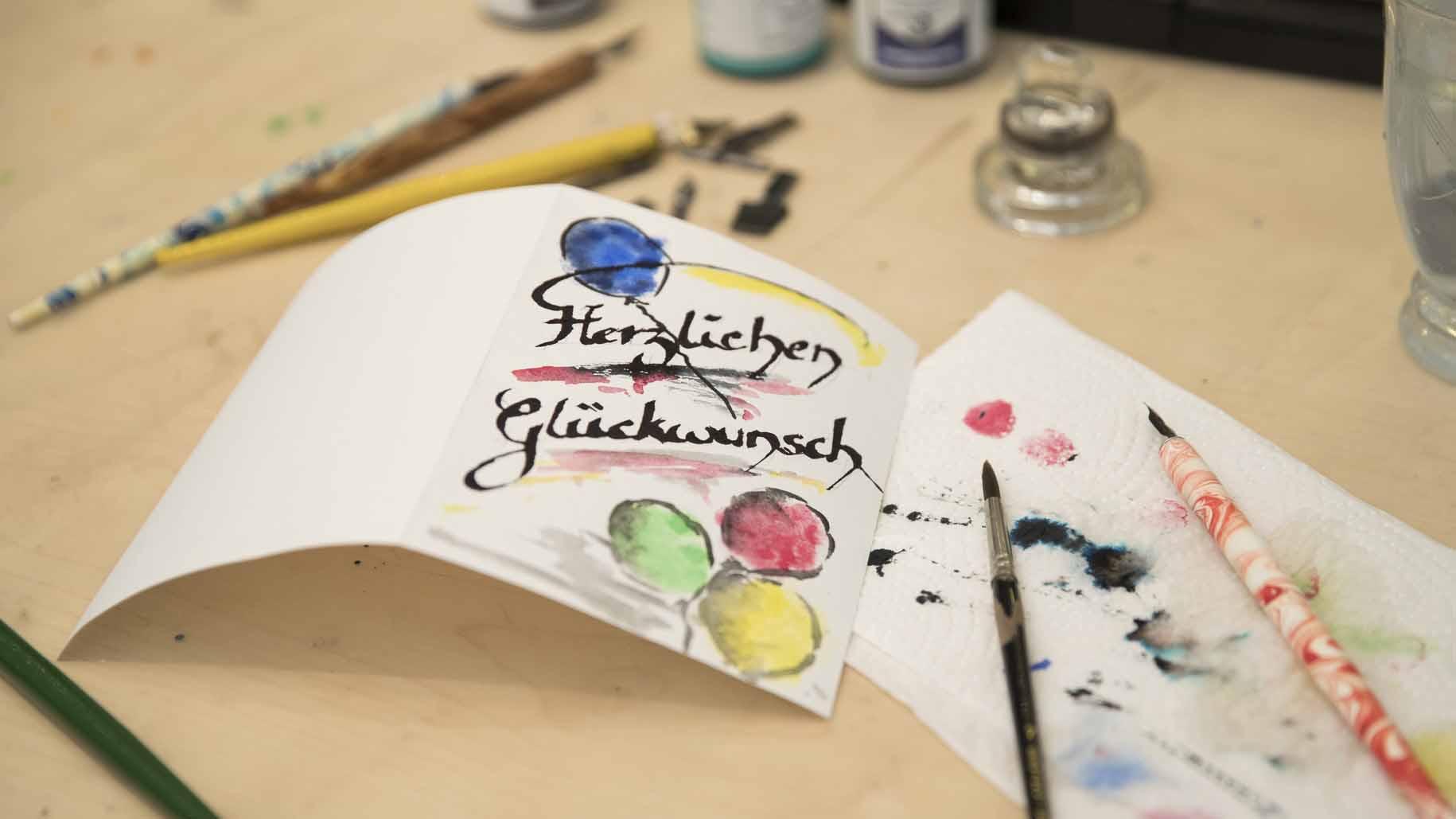 Teamevent-Kalligraphie&Handlettering-Bild7