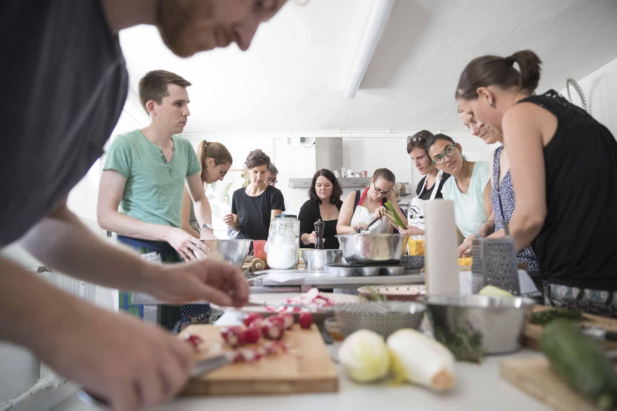 Teamevent-Kochen Bild6