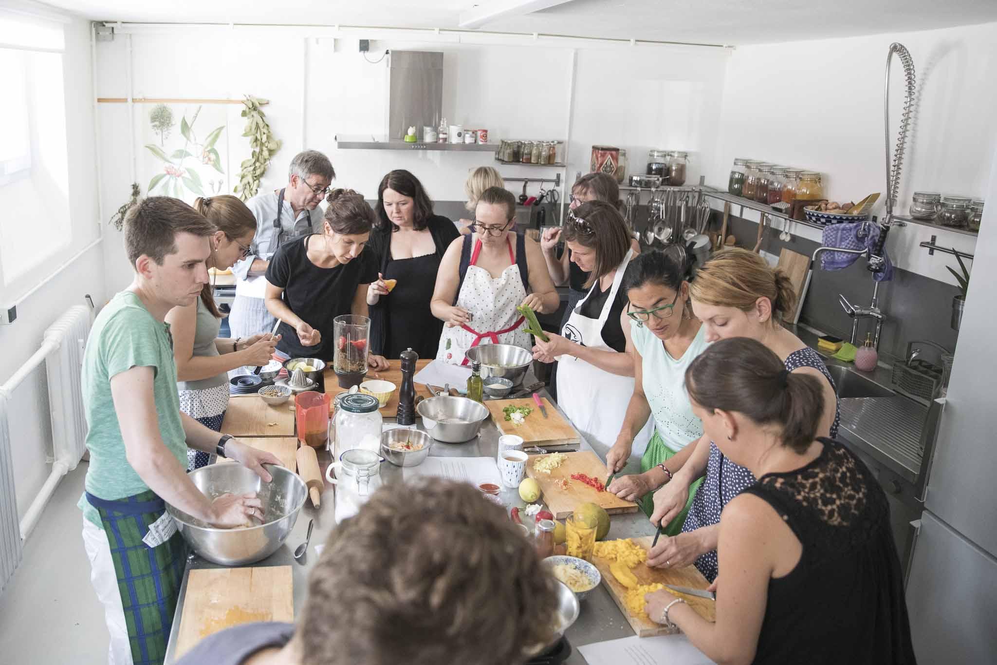 Teamevent-Kochen Bild7