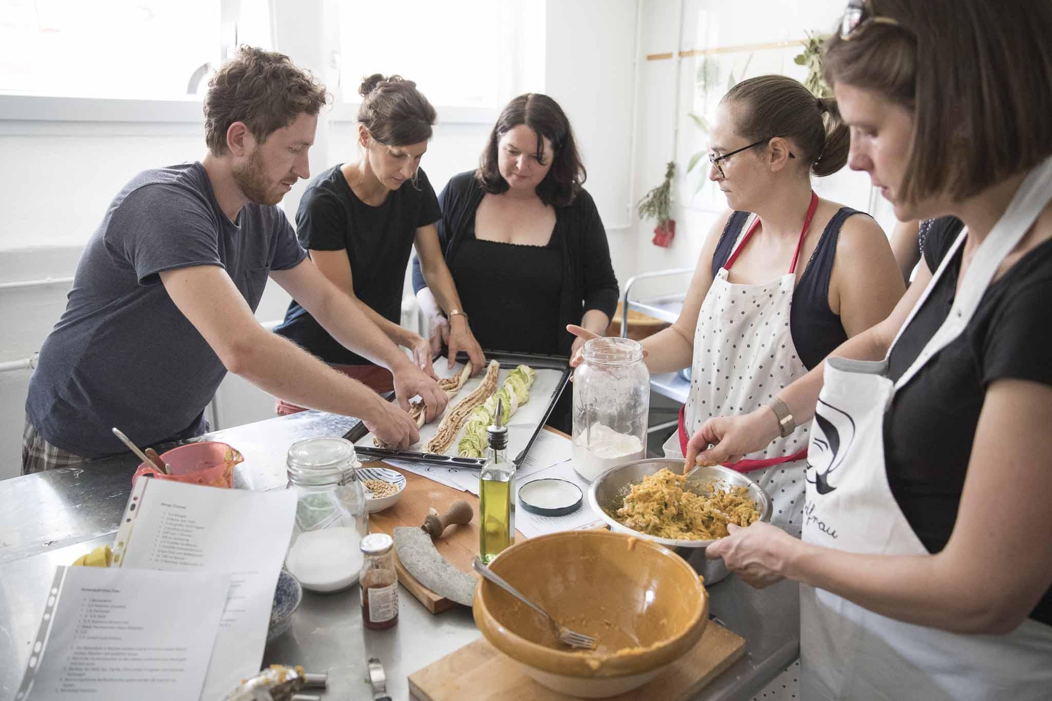 Teamevent-Kochen Bild8