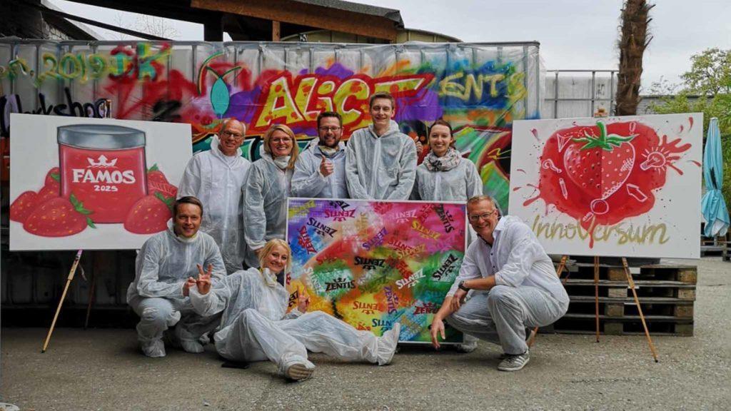 hoponopo Graffiti Workshop